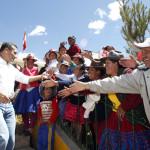 Ollanta Humala: aprobación presidencial sube cinco puntos