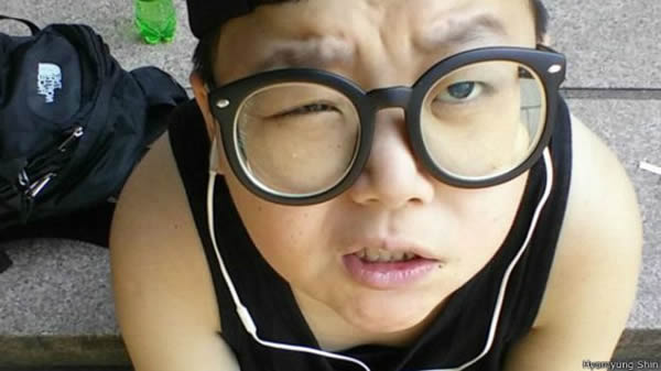 Surcoreano de 26 años sorprende: no envejece