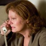 Susan Sarandon defiende a condenado a muerte como en película