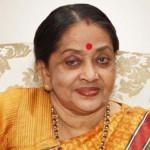 India: fallece la primera dama Suvra Mukherjee a los 74 años