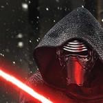 Star Wars Episodio VII: nuevas fotos con el villano Kylo Ren