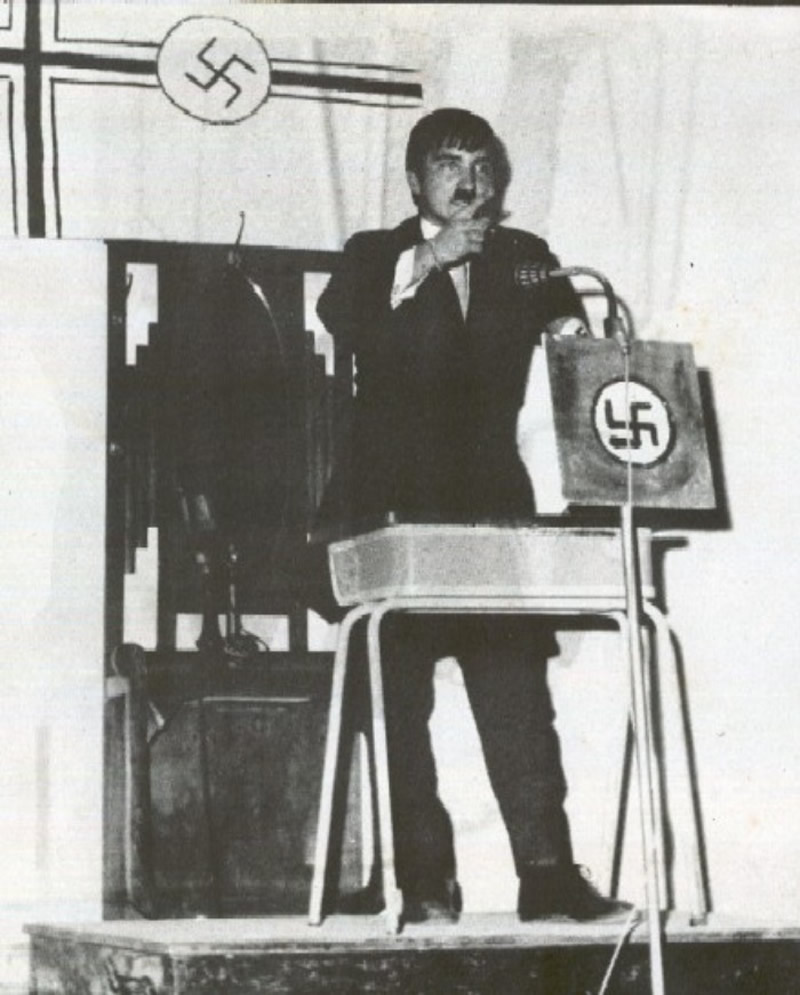 tapia-nazi
