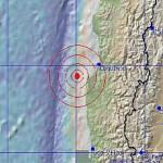 Chile: ocho temblores se sintieron durante la madrugada