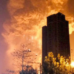 China: más explosiones y polución química amplían tragedia de Tianjin
