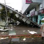 China: tifón Soudelor deja 17 muertos y 671.000 evacuados