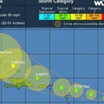 Florida activa una alerta por amenaza de la tormenta Erika