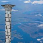 Canadá: proyectan torre de 20 kilómetros para despegue denaves espaciales
