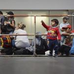 Austria: detienen en la frontera trenes con cientos de refugiados