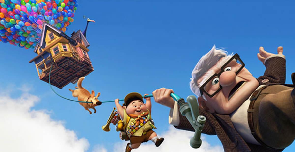 Up Y Película De Casa Que Habría Inspirado A Pixar Crónica Viva