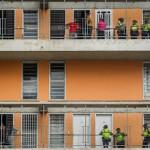 Venezuela: recuperan viviendas tomadas por delincuencia