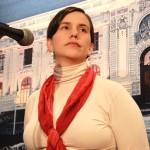 Verónika Mendoza asoma como candidata presidencial del Frente Amplio