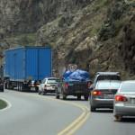 La Oroya: rutas alternas por bloqueo de la Carretera Central