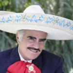 Vicente Fernández anuncia despedida para el 2016