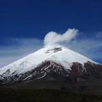 Ecuador: declaran estado de excepción por actividad del volcán Cotopaxi