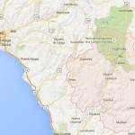 Lima: sismo de 5.5 grados Richter se registró en Yauyos