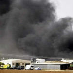 España: explosión de fábrica pirotécnica deja 5 muertos (VIDEO)