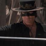 El Zorro volverá al cine en una versión futurista