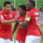 """Juan Aurich golea 3-0 a León de Huánuco con """"hat trick"""" de Hernán Rengifo"""