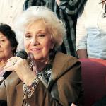 DDHH: Abuelas de Plaza de Mayo encuentran nieta 117