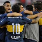 Boca gana el Superclásico a River Plate por 1-0 y recupera la punta