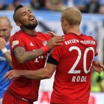 Bundesliga: Bayern Múnich goleó 3-0 en su visita al Darmstadt