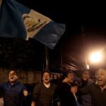 Guatemala: celebran la dimisión de presidente en las calles
