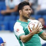 Bundesliga: Claudio Pizarro iguala con 427 partidos a Gerd Müller