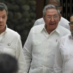 Raúl Castro: la paz en Colombia es 'posible' e 'indispensable'