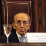 Argentina: renuncia a los 97 años juez más veterano de Corte Suprema