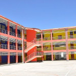Gobierno ejecutó 44 obras en colegios emblemáticos