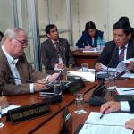 Comisión del caso Orellana interrogará a Gerald Oropeza
