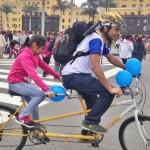 Centro Histórico de Lima: celebran Día Mundial Sin Auto (FOTOS)
