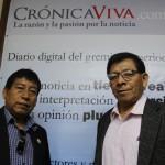 Congreso ANP: periodistas gremiales conversan con Crónica Viva
