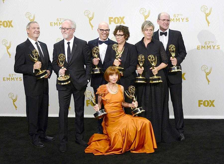 Press Room - 67th Primetime Emmy Awards