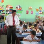 El Niño: escolares de Piura estudian sábados como prevención