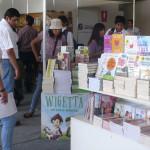 Feria Internacional del Libro abre al público en Arequipa