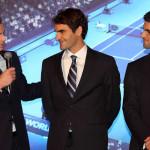 Masters de Londres: Federer, Djokovic y Murray ya están clasificados