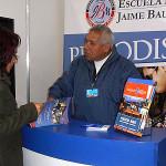 Universidad Bausate organiza primera feria de libros periodísticos