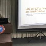 Día del Periodista: ANP inició actividades con foro-taller sobre Derechos Humanos