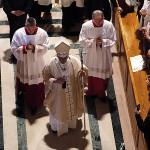 Francisco canoniza al primer santo hispano de EE.UU.