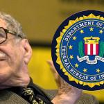 FBI espió a Gabriel García Márquez durante 24 años
