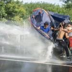 Hungría: tensión en la frontera con Serbia por refugiados