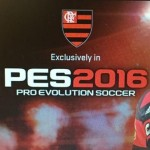 Konami: imagen de Paolo Guerrero en videojuego de Flamengo
