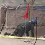 Policía detona dos artefactos explosivos en Jicamarca