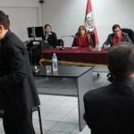 Caso Hugo Bustíos: viuda de periodista declaró en juicio oral