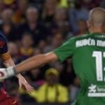 Barcelona golea 4-1 a Levante con doblete de Lionel Messi