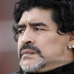 "Maradona fustiga a Blatter y Platini: ""Falta gente presa en la FIFA"""