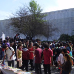Chile: condenan destrozos por militares de memorial recordatorio
