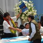 Bolivia: firma española instalará primer tren eléctrico en Cochabamba