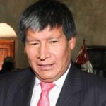 JNE: suspenden provisionalmente a gobernador regional de Ayacucho